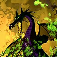 Sleeping Beauty Maleficent Dragon