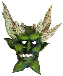 """Paper Mache """"Green Man"""""""