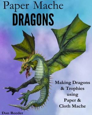 Paper Mache Dragons