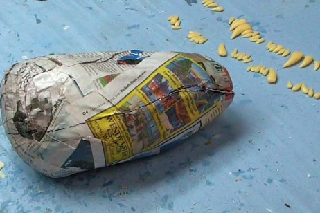 paper cache head