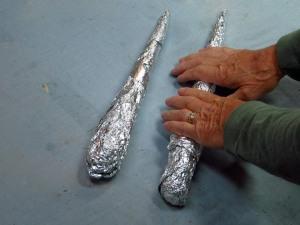 compressed aluminum
